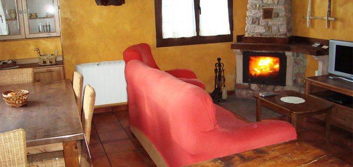 Casas Rurales Los Avellanos Casas Rurales de alquiler integro cerca de El Soplao