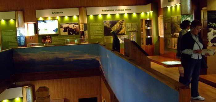 Centro de Interpretación del Parque Natural de Saja-Besaya, P.N. Saja-Besaya