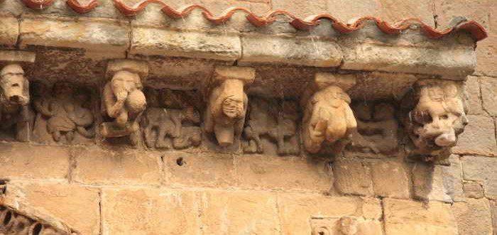 Colegiata de San Pedro en Cervatos, Colegiata de Cervatos Cantabria