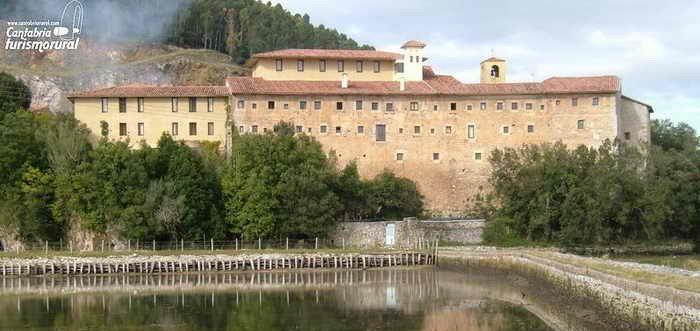 Convento de San Sebastian de Hano, convento de Montehano Escalante