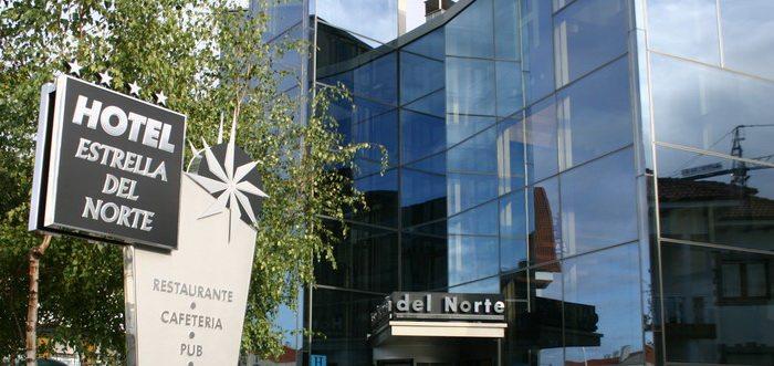 Hotel Estrella del Norte, Hotel en Isla cerca la playa y con piscina Cantabria.