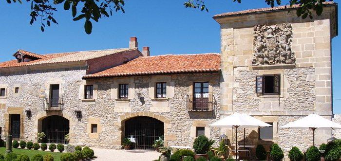 Hotel Palacio de la Peña, Hoteles palacio en Cantabria
