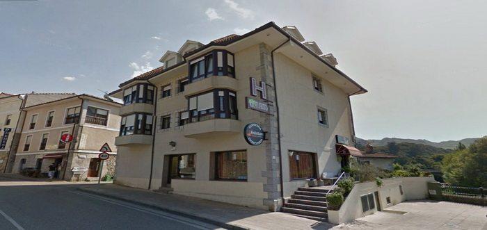 Hotel Riotuerto, Hotel familiar y económico en La Cavada Cantabria