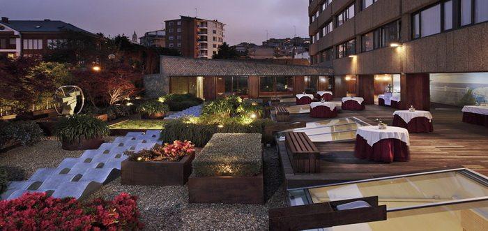 Hotel Santemar, Hotel cerca de la playa del Sardinero en Santander