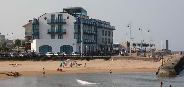Hotel Soraya, Hotel en la playa de Suances Cantabria
