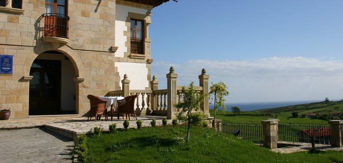 Hotel Valle de Arco, Hoteles rurales en Prellezo Cantabria