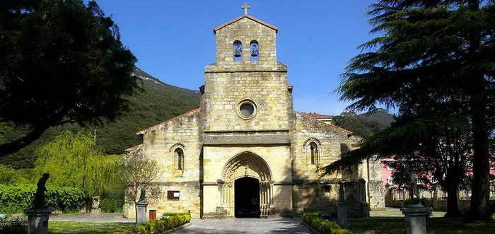 Iglesia de Santa María del Puerto de Santoña