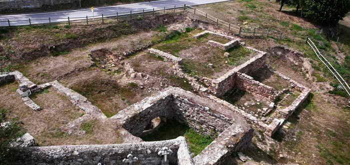 Juliobriga Ciudad Romana
