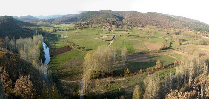 La Coruja del Ebro, Centro de turismo rural en Valderredible Cantabria