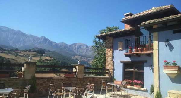 Mirador de Picos, Posada rural en Aliezo Cantabria