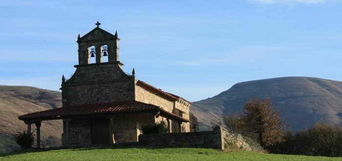 Monasterio de San Vicente de Fistoles, ermita de San Vicente Fistoles esles