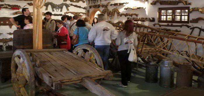 Museo Etnográfico El Hombre y el Campo de San Vicente de Toranzo