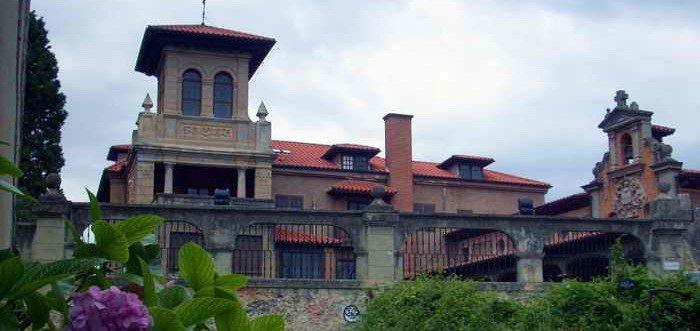 Palacio del Marqués de Albaicín, Palacio de Albaicín Noja Cantabria