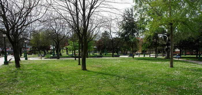 Parque de la Marga Santander, Parque de La Marga (Santander) Cantabria
