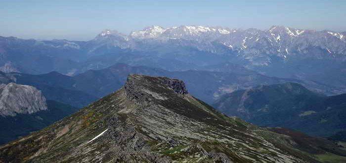Pico Tres Mares Cantabria