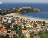 Playa de la Concha en Suances Cantabria Cantabriarural