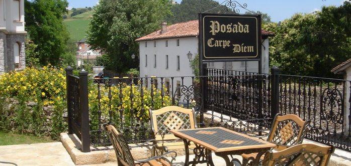 Posada Carpe Diem, Posadas rurales en Liérganes Cantabria