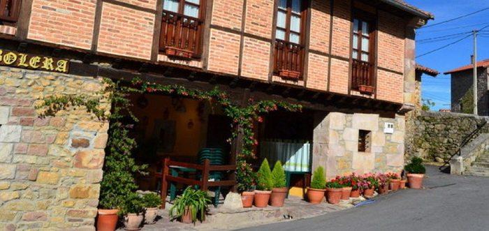 Posada La Bolera, Posadas rurales en San Vicente del Monte Valdáliga
