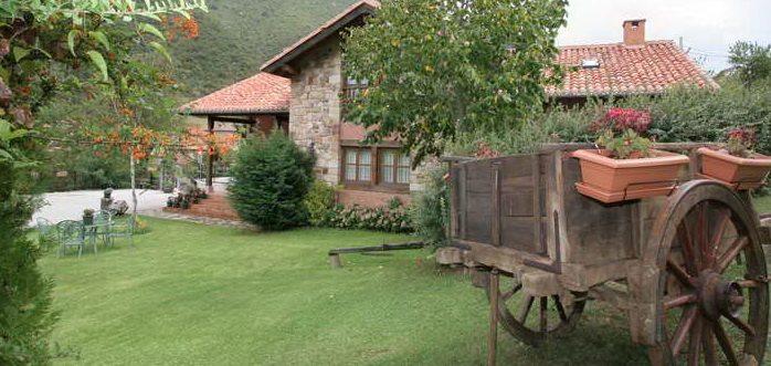 Posada La Casa de Frama, Posadas rurales en Frama Cantabria