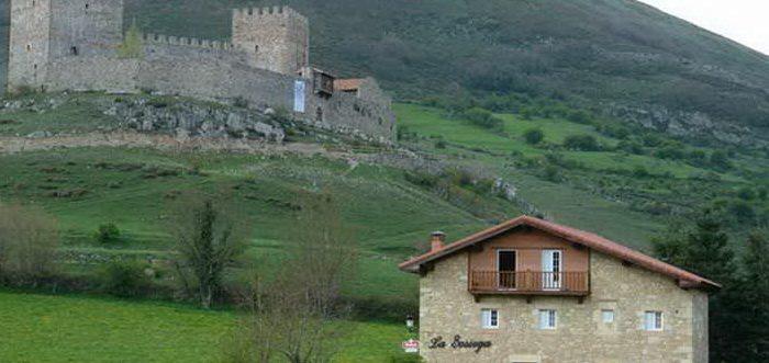 Posada La Sosiega, Posada rural en Argüeso Cantabria