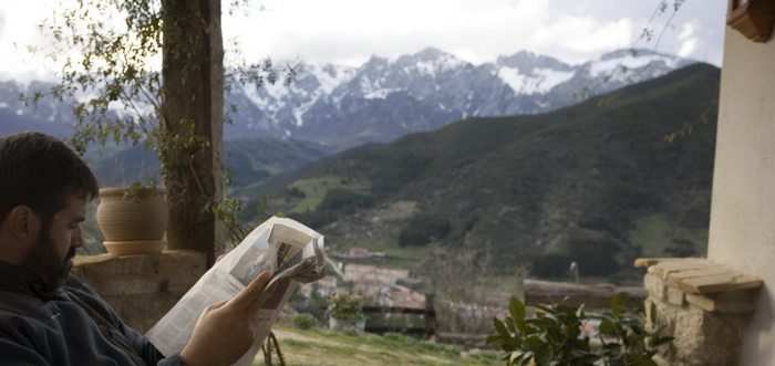Posada La Trébede Perrozo, Posadas rurales en Perrozo Cantabria