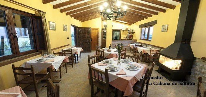 Posada Rural La Cabaña del Salmón Cantabriarural