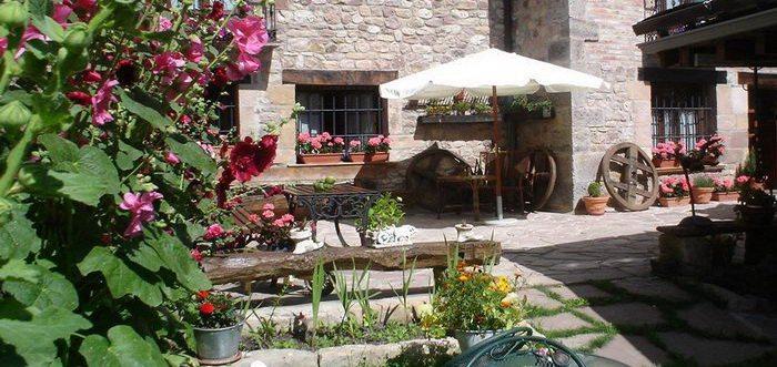 Posada Rural Naci Ebro, Posadas rurales en Fontibre Cantabria