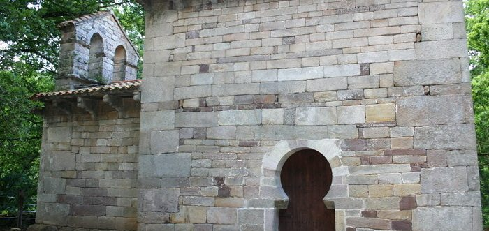 San Roman de Moroso Cantabria, Iglesias prerománicas en Cantabria