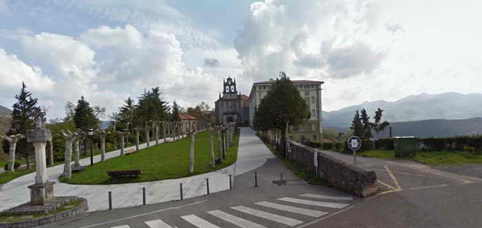 Santuario de la Bien Aparecida Cantabria, Santuario Virgen Bien Aparecida