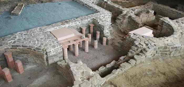 Yacimiento Arqueológico Camesa-Rebolledo, Arqueositio Cántabro-Romano de Camesa-Rebolledo