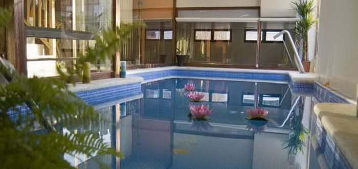 Agua Viva Hotel - Spa Castro