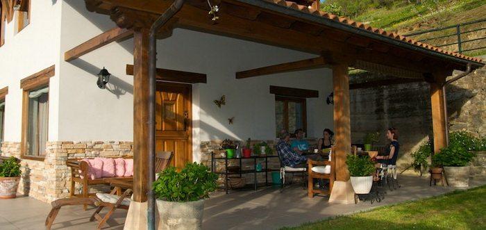 Casa Matapalacios, Casa rural en Potes, Casa rural Potes Cantabria
