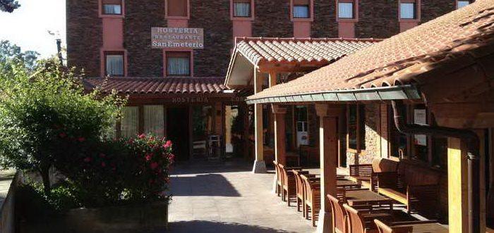 hosteria san emeterio Cantabriarural
