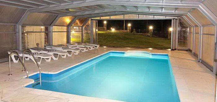 Apartamentos El Palacio del Campo, Agroturismo en Campoo, Apartamentos con piscina en Campoo