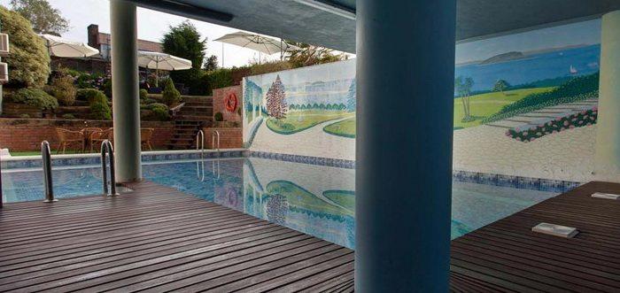 Apartamentos La Hacienda de Arna, Apartamentos con piscina cerca de la playa de Somo