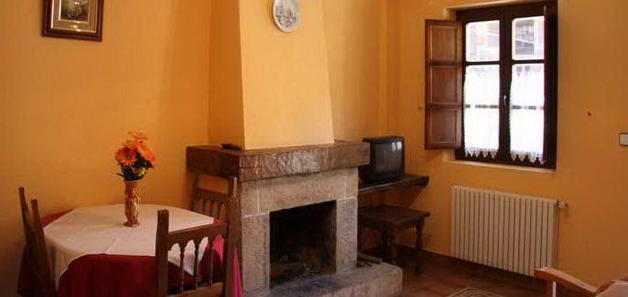 Apartamentos Nevandi, Apartamentos rurales en Pido Camaleño