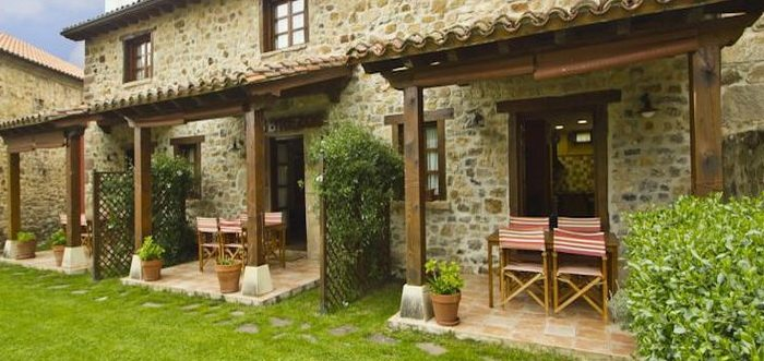 Apartamentos Rurales Los Brezos, Apartamentos rurales en Cotillo Cantabria