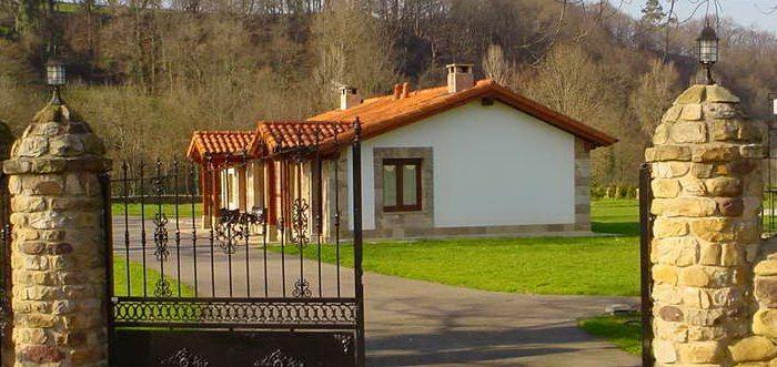 Apartamentos Turisticos El Puentuco, Casa rural en Valles pasiegos