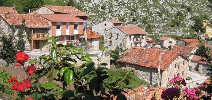 Apartamentos rurales El Tío Pablo, Apartamentos en Tresviso Liébana