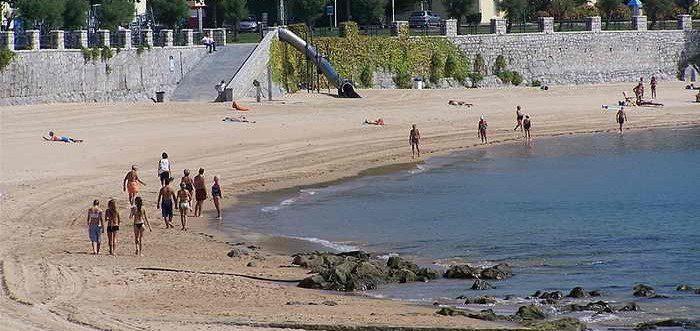 Bahía de Santander playas, Playas de la bahía de Santander (Cantabria)