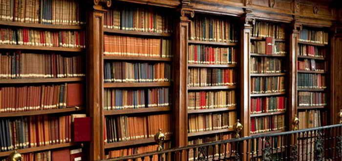 Biblioteca y Casa - Museo de Menendez Pelayo, Biblioteca Menéndez Pelayo