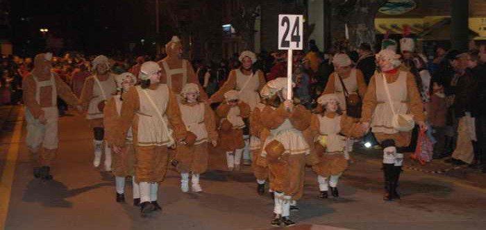 Carnaval de Santoña, El carnaval del norte Cantabria