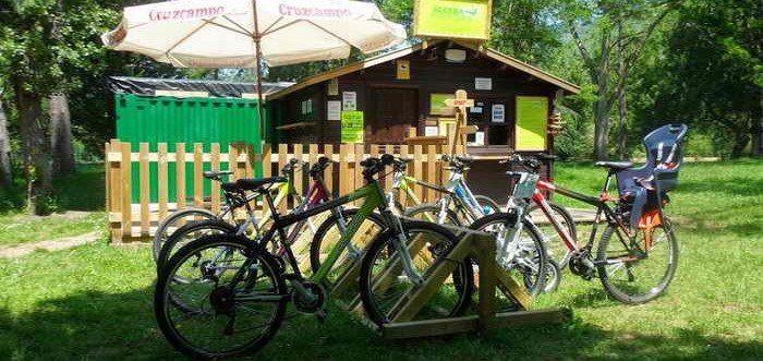 Carril Bici de San Vicente de Toranzo, Ruta en bici de Alceda a Toranzo