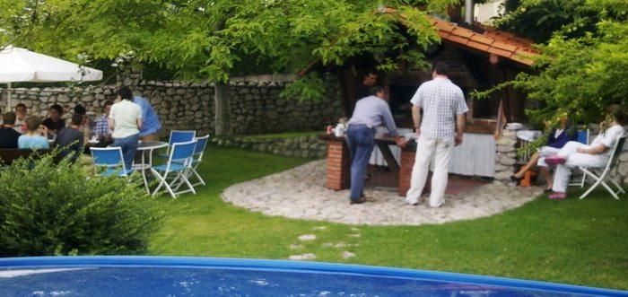 Casa Avemar, Alojamiento rural con piscina en Santillana del Mar Cantabria