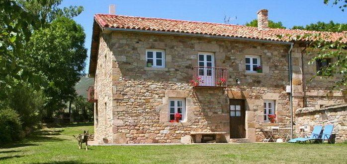 Casa Rural Casa de Encimabiá, Casa rural en Abiada Cantabria