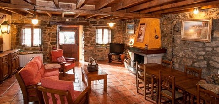 Casa Rural El Piñar de Luey, Casa rural en Luey (cantabria), Casa rural cerca de la playa de Berellin