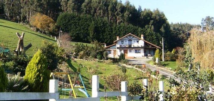 Casa Rural La Joma, Casa rural con vistas al mar en Cantabria