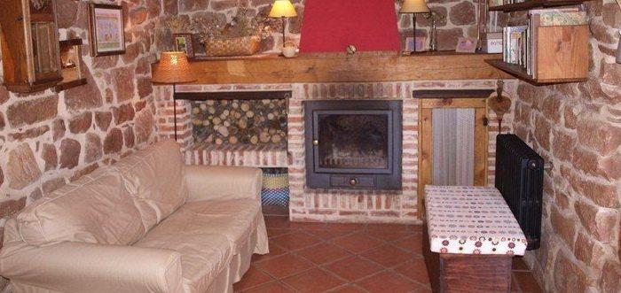 Casa Rural Maté, Casa rural con chimenea en Susilla Valderredible Cantabria