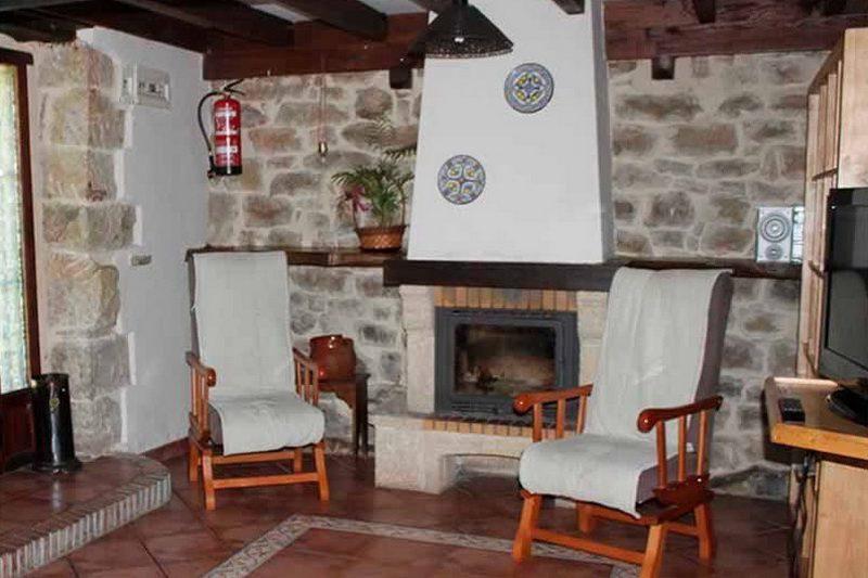 Casa rural El Cerro Cabaña Pasiega en Selaya