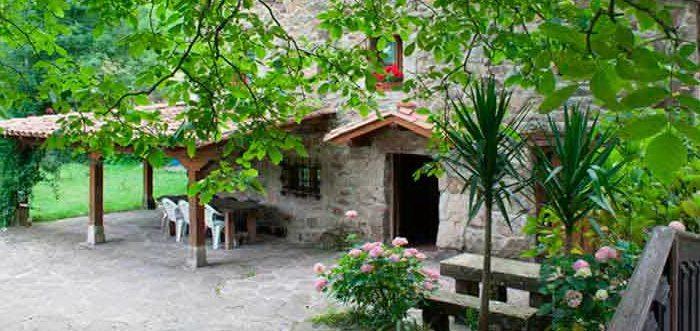 Casa rural Los Mazos, Casa rural en los Valles Pasiegos
